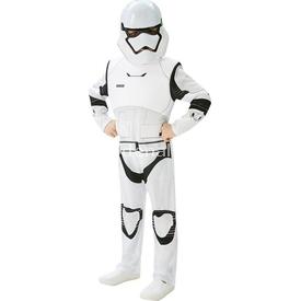 Rubies Star Wars Episode 7 Stormtrooper Kostüm Lüks 5-6 Yaş Kostüm & Aksesuar