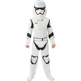Rubies Star Wars Episode 7 Stormtrooper Kostüm Klasik 5-6 Yaş Kostüm & Aksesuar