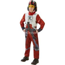 Rubies Star Wars Episode 7 Poe X-wing Fighter Kostüm Lüks 5-6 Yaş Kostüm & Aksesuar