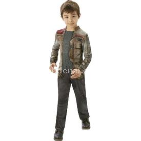 Rubies Star Wars Episode 7 Finn Kostüm Klasik 5-6 Yaş Kostüm & Aksesuar