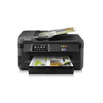 Epson Workforce Wf-7610dwf Prınt/scan/copy/fax