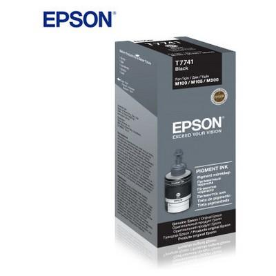 Epson  T7741 Siyah C13T77414A Kartuş