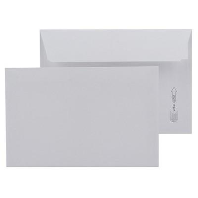 Oyal Kare Zarf 114 X 162 Mm Beyaz 25'li Paket Zarflar