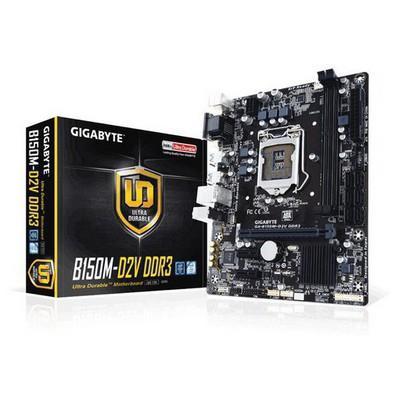 Gigabyte GA-B150M-D2V D3 Intel Anakart