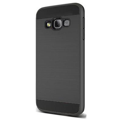 Microsonic Samsung Galaxy On5 Kılıf Slim Heavy Duty Siyah Cep Telefonu Kılıfı