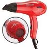 Hector Newyork Style Profesyonel Compact Fön Makinası -Kırmızı Saç Kurutma Makinesi
