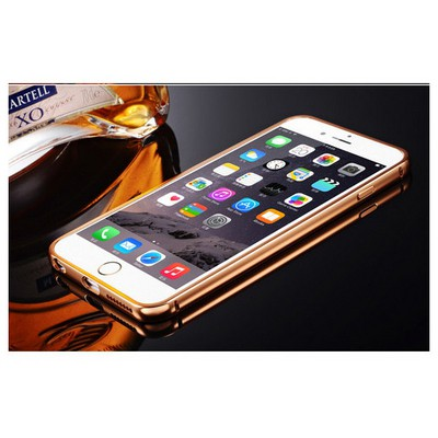 Microsonic Iphone 6 Plus Kılıf Luxury Mirror Rose Gold Cep Telefonu Kılıfı