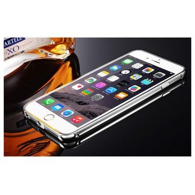 Microsonic Iphone 6s Kılıf Luxury Mirror Gümüş Cep Telefonu Kılıfı