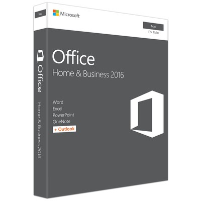 Microsoft Ms Office Home Busines Mac 2016 Eng Kutu W6f-00576 Ofis Yazılımı
