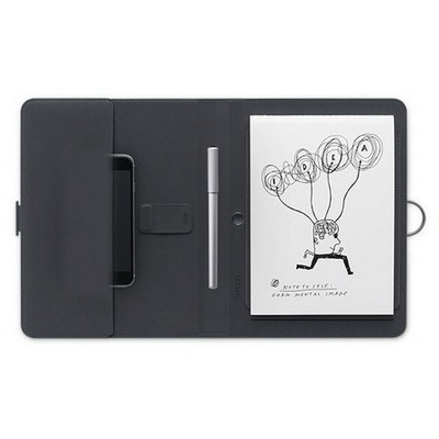 Wacom CDS-600G Bamboo Spark Gadget Cepli Akıllı Dosya Tablet Kılıfı