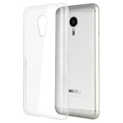 Microsonic Meizu Mx5 Kılıf Kristal Şeffaf Cep Telefonu Kılıfı