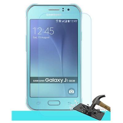 Microsonic Samsung Galaxy J1 Ace Temperli Cam Ekran Koruyucu Kırılmaz Film Ekran Koruyucu Film