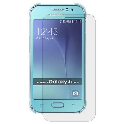 Microsonic Samsung Galaxy J1 Ace Ultra Şeffaf Ekran Koruyucu Film