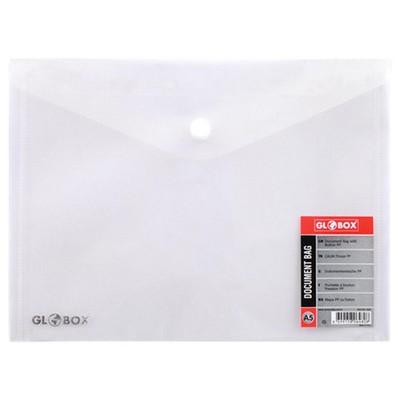 Globox 6480 A5 Çıtçıtlı Dosya Çıtçıtlı ve Lastikli Dosyalar
