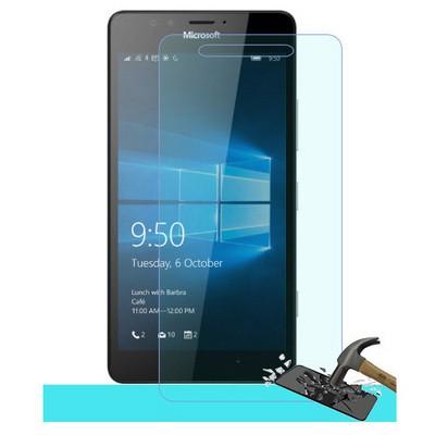 Microsonic Microsoft Lumia 950 Temperli Cam Ekran Koruyucu Kırılmaz Film Ekran Koruyucu Film