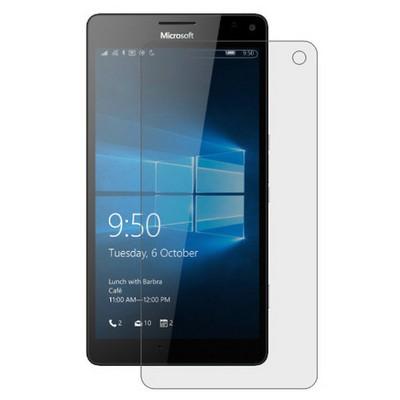 Microsonic Microsoft Lumia 950 Xl Ultra Şeffaf Ekran Koruyucu Film