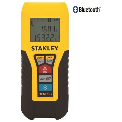 Stanley Tlm99s 30m Bluetooth Lazermetre Distomat