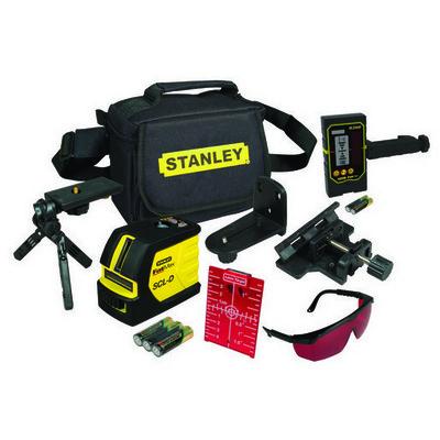Stanley Scl-d Çapraz Çizgi Lazer Hizalama Ve Şakül Lazerli Hizalama