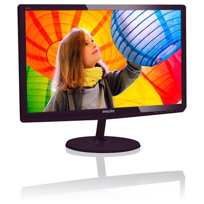 "Philips 247E6QDAD/00 23.6"" Full HD Monitör"