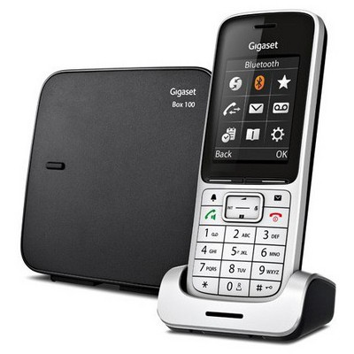 Gigaset Sl450 Dect Telefon Telsiz Telefon