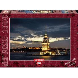 Art 1000 Parça Kız Kulesi Puzzle