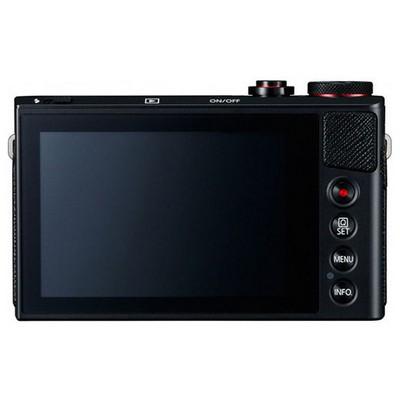 "Canon POWERSHOT G9 X 20.2 Mp 3"" Lcd Full Hd Wifi Dijital Kompakt Siyah Fotoğraf Makinesi"