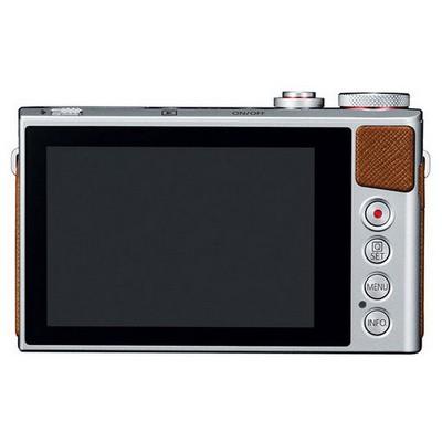 "Canon POWERSHOT G9 X 20.2 Mp 3"" Lcd Full Hd Wifi Dijital Kompakt Gümüş Fotoğraf Makinesi"