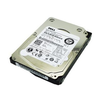 Dell 600GB 15K RPM SAS 12Gbps 2.5in Hot-plug Hard Drive,3.5in HYB CARR,CusKit 13035H15SAS-600G Hard Disk