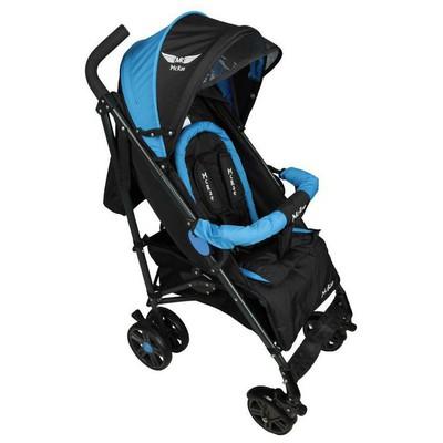 Mcrae Mc 280 Ultimate Alüminyum Lux Baston Bebek Arabası - Mavi Bebek Güvenliği