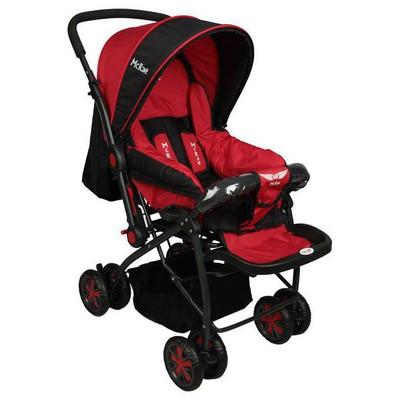 Mcrae Mc 720 Enjoy Dört Mevsim Çift Yönlü Bebek Arabası - Kırmızı Bebek Güvenliği