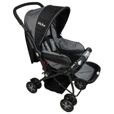 Mcrae Mc 720 Enjoy Dört Mevsim  - Siyah Çift Yönlü Bebek Arabası