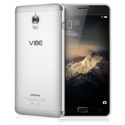 Microsonic Lenovo Vibe P1 Kılıf Transparent Soft Beyaz Cep Telefonu Kılıfı