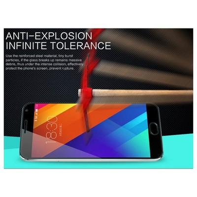 Microsonic Lenovo Vibe P1 Temperli Cam Ekran Koruyucu Kırılmaz Film Ekran Koruyucu Film