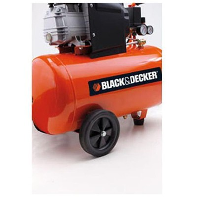 Black & Decker Bd205/50 2 Hp 50 Litre Hava Kompresörü