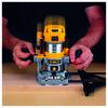 Dewalt D26203 900Watt 8mm Profesyonel Değişken Hız Ayarlı Dalma Freze