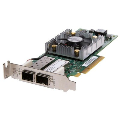 Dell 130qle16g2-hba-lp Qlogic2662, Dualport 16gb Fibre Channel Hba, Low Profile - Kit Sunucu Aksesuarları