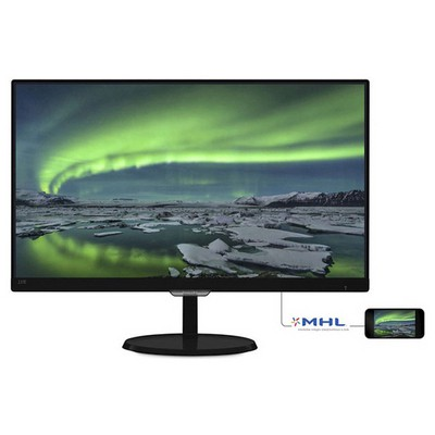 "Philips 237E7QDSB-00 23"" 14ms Full HD LED Monitör"
