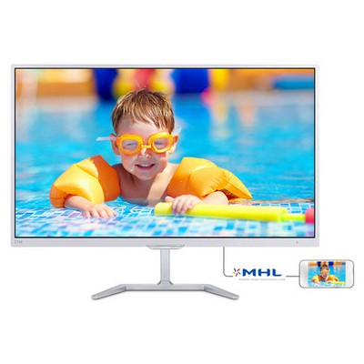 "Philips 246E7QDSW/00 23.6"" Full HD Monitör"
