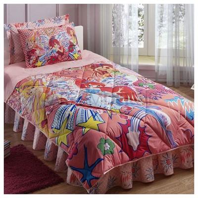 Taç Winx Girl Empowerment Lisanslı Uyku Seti Ev Tekstili
