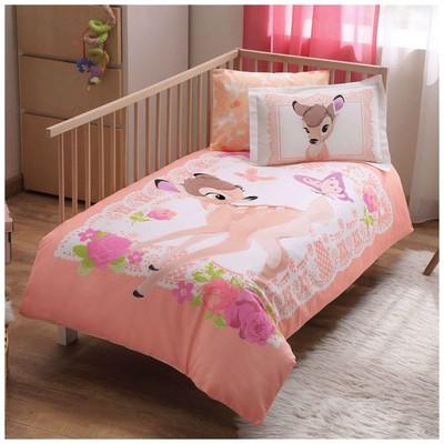Taç Bambi Baby Bebek Nevresim Takımı Ev Tekstili