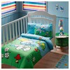Taç Şirinler Blue Baby Bebek Nevresim Takımı Ev Gereçleri