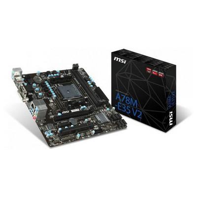 MSI A88XM-E35 V2 Anakart