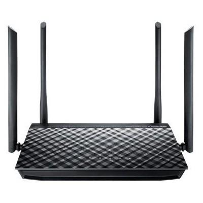 Asus Rt-ac1200g Plus Ac1200 Vpn,ewan,3g Gigabit Ro Router