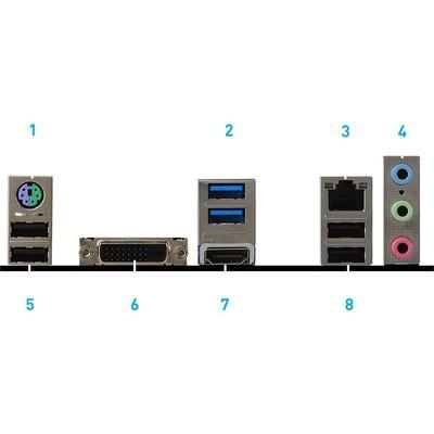 MSI H110I Pro Intel Anakart