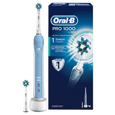 Oral-B D20 Pro 1000 Cross Action Şarjlı Diş Fırçası