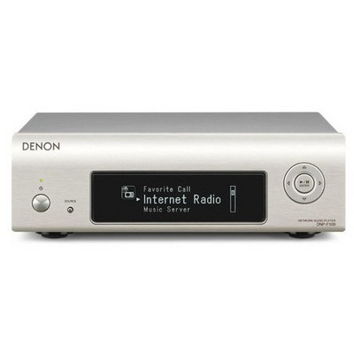 Denon Dnp-f 109 Network Audio Player Müzik Seti