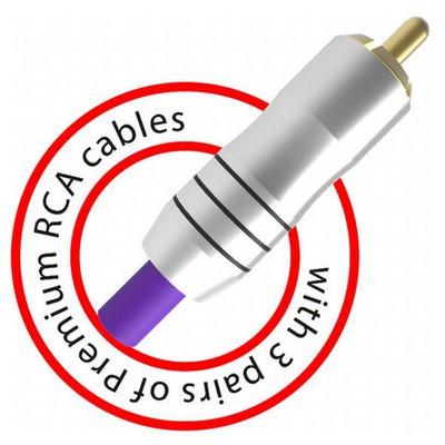IFI Audio Irack Kablo Seti Ses ve Görüntü Kabloları