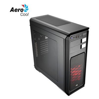 Aerocool AERO 800 (AE-AERO800-500) 500W, USB3.0, SES, Siyah, KASA Kasa