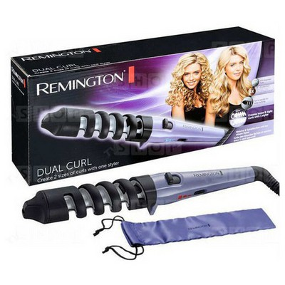 Remington CI63E1 Dual Curl Saç Maşası Saç Şekillendirme Seti