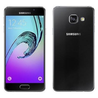 Samsung Galaxy A3 2016 Siyah (Samsung Türkiye Garantili)